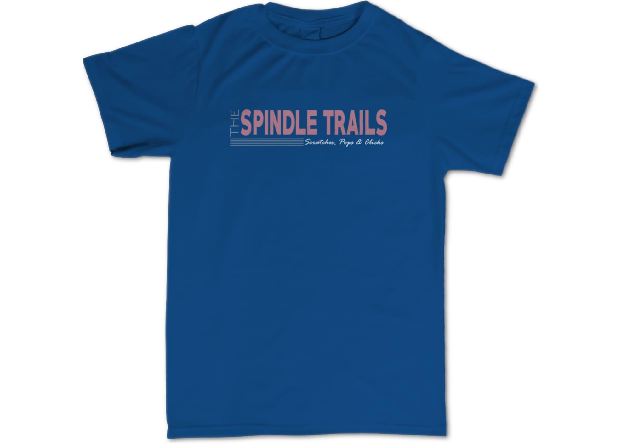 Spindle trails scratches pops   clicks   blue 1473083748