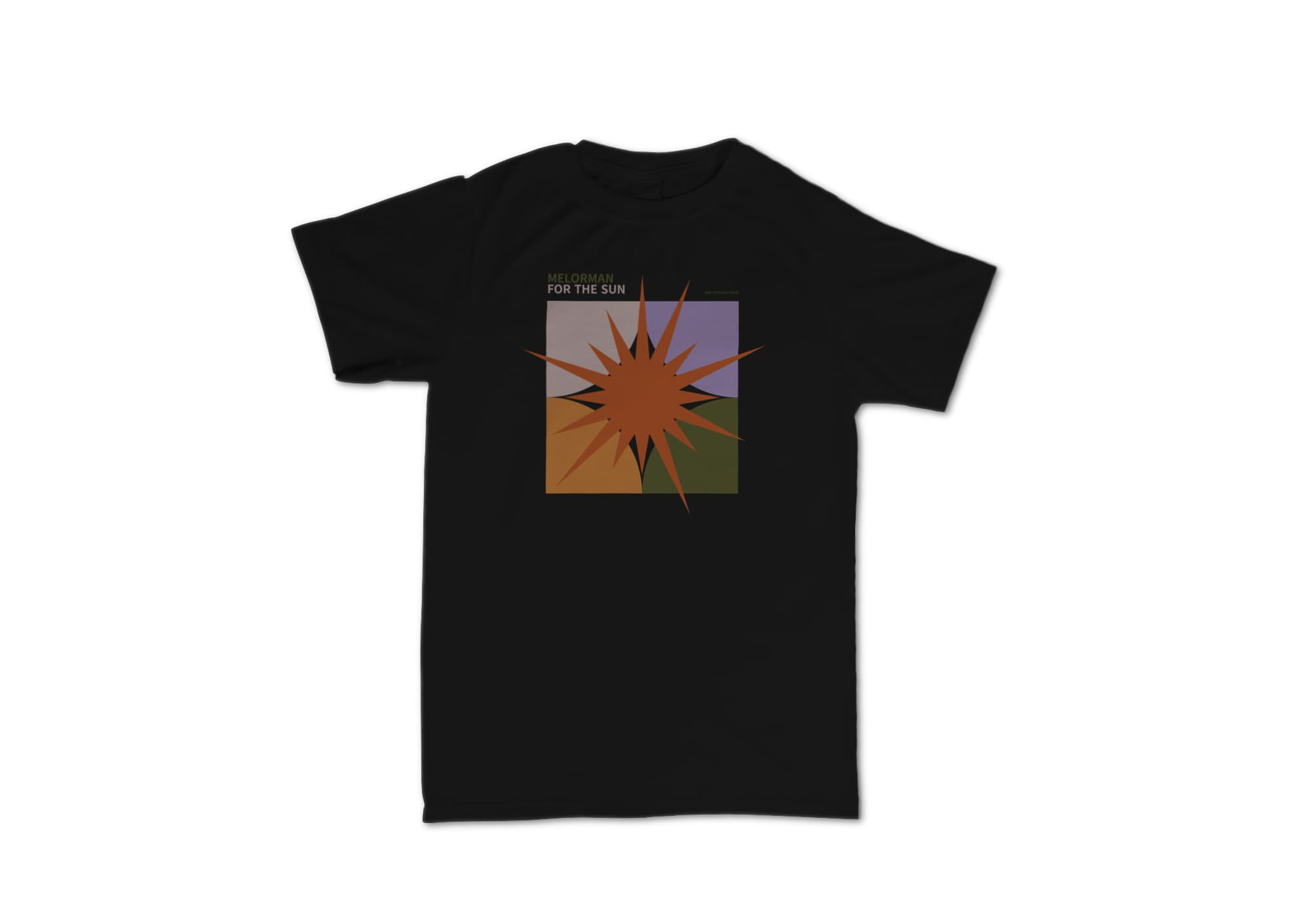 Melorman for the sun black orange 1592830837
