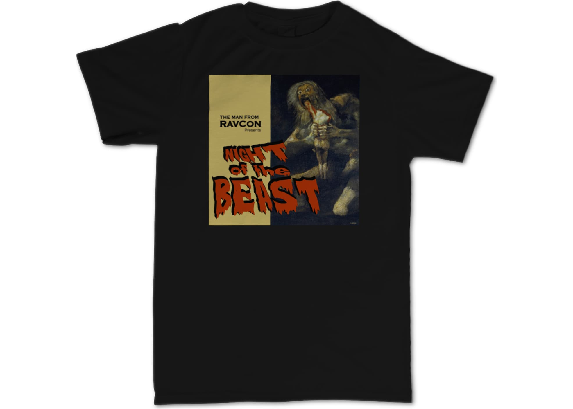 The man from ravcon night of the beast 1506649539