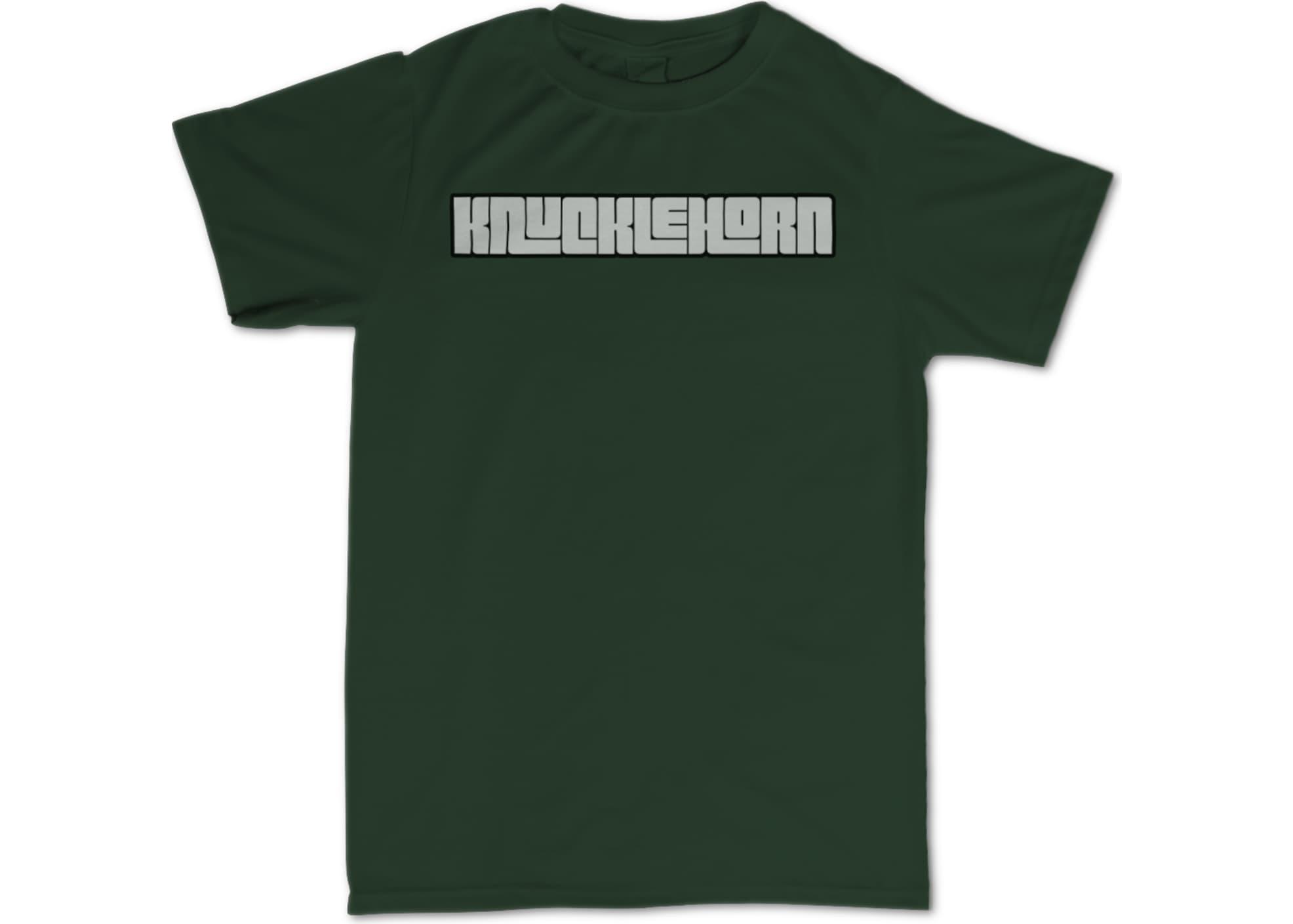 Knucklehorn knucklehorn basic   forest green 1614190184