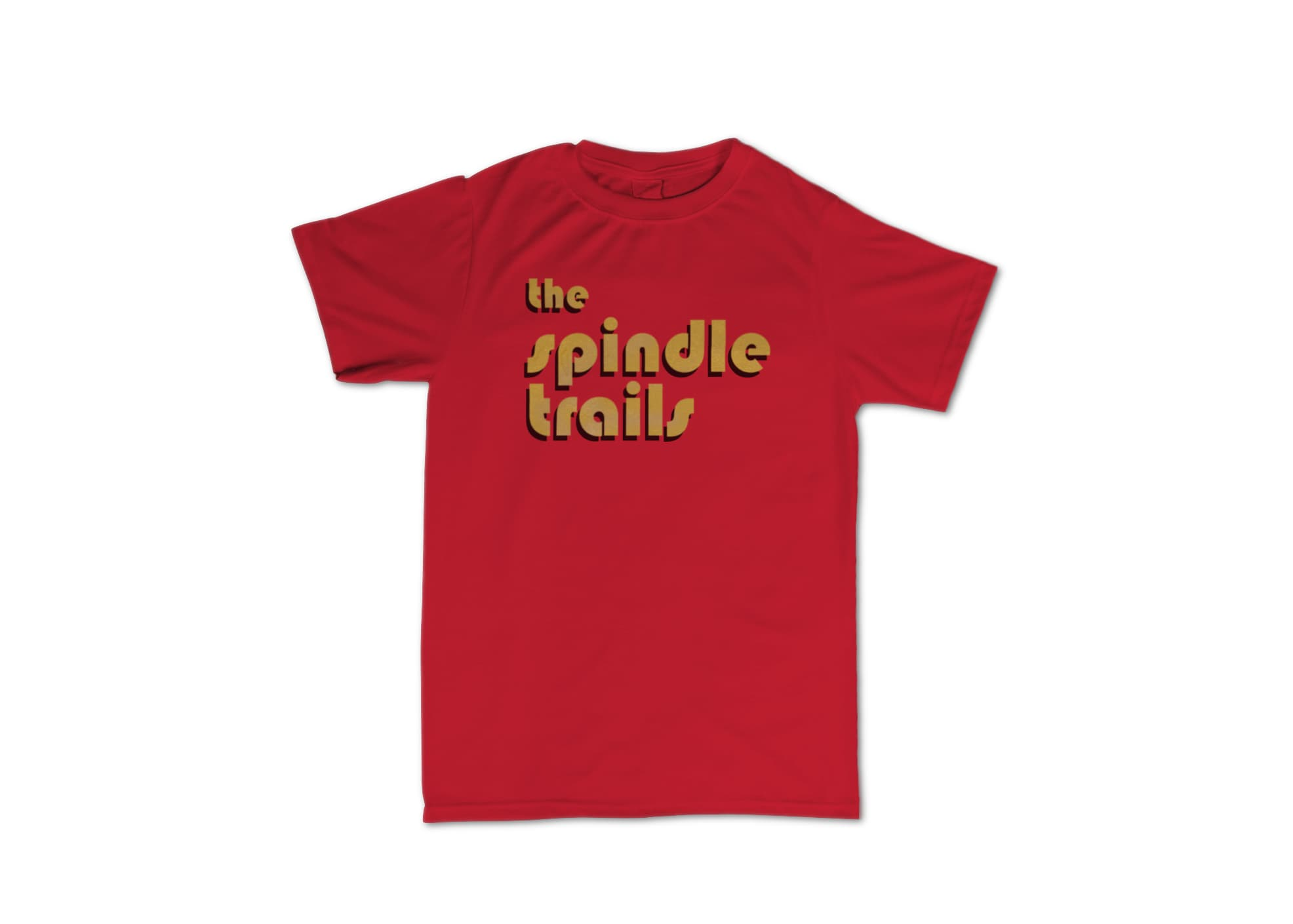 The spindle trails logo    as seen on tv  single 1499518775