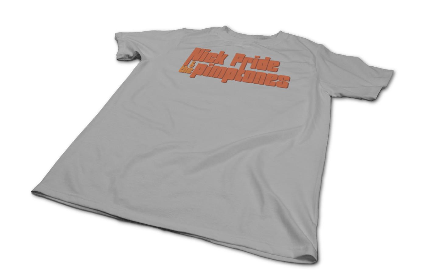 Nick pride and the pimptones   logo t shirt 01 uyq0mm