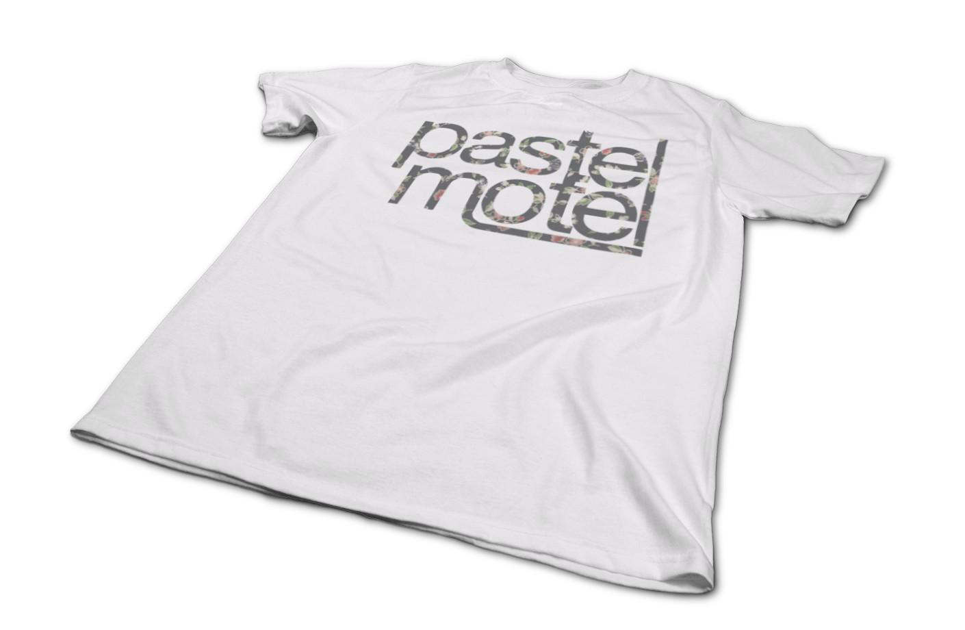 Pastel motel flower logo 1516317388