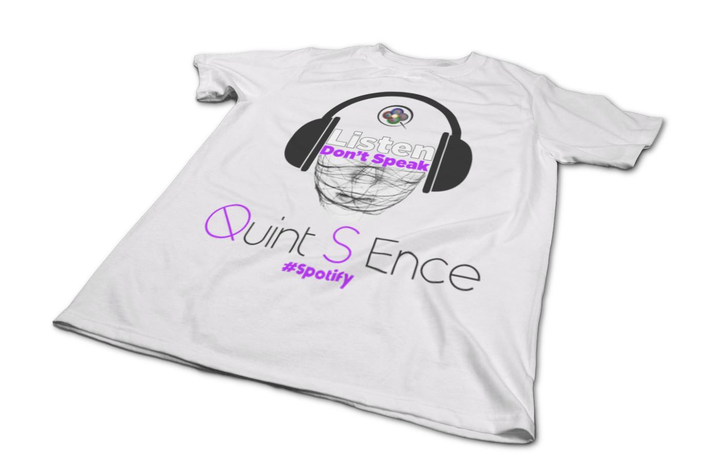 Quint s ence quint s ence   listen don t speak 1551110141