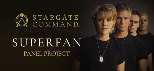 Stargate Superfan Panel Project on Tongal com