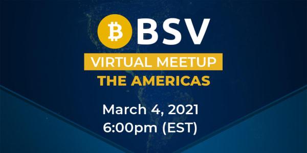 BSV Meetup - The Americas