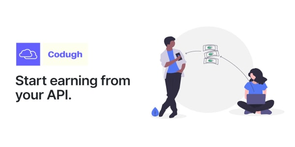 Codugh - Start earning from your API