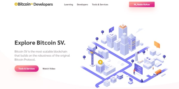 BitcoinSVDevelopers