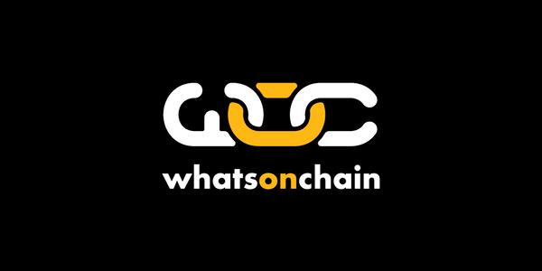 Whats On Chain BitcoinSV Explorer