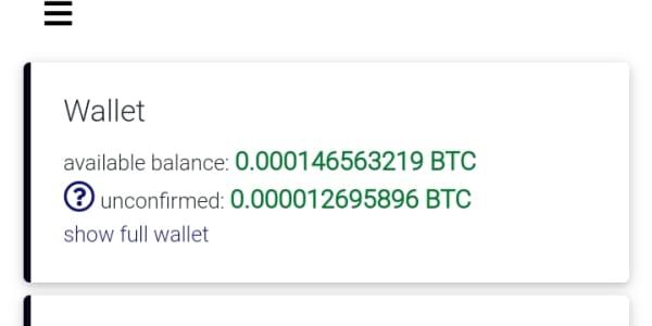 Free BTC mining