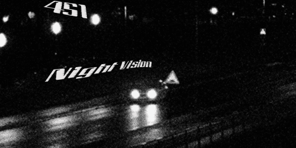 Night Vision, an Album by 451