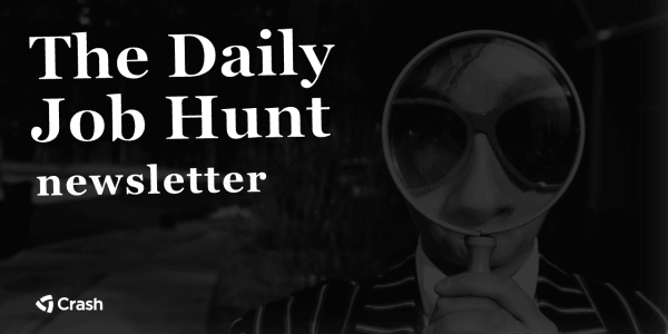 The Daily Job Hunt Newsletter