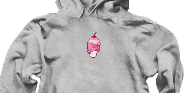 Hacker Sundae Comfy Sweater Wear