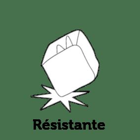 Enveloppe antichocs pour les casse-cous