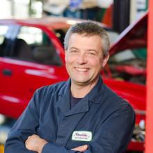 Bernie Pawlik - Owner Pawlik Automotive, Vancouver, BC
