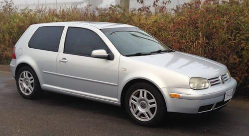 99 VW GTI