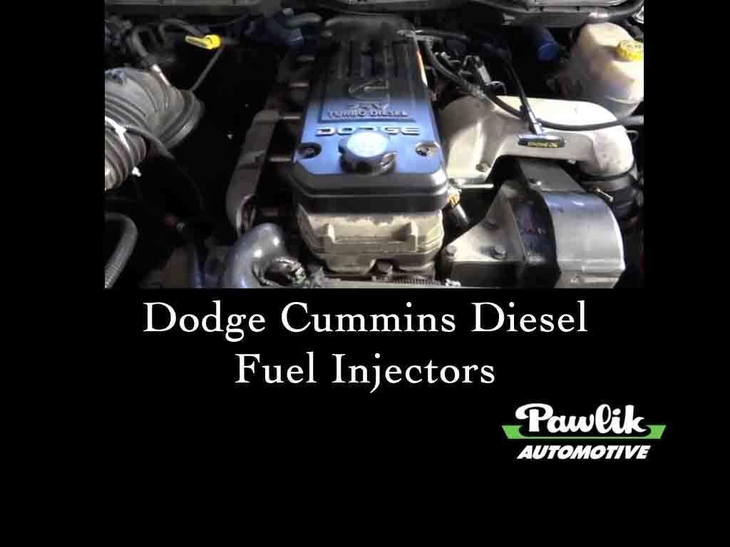 Dodge Diesel Pickup