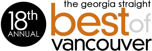 Best in Vancouver 2013