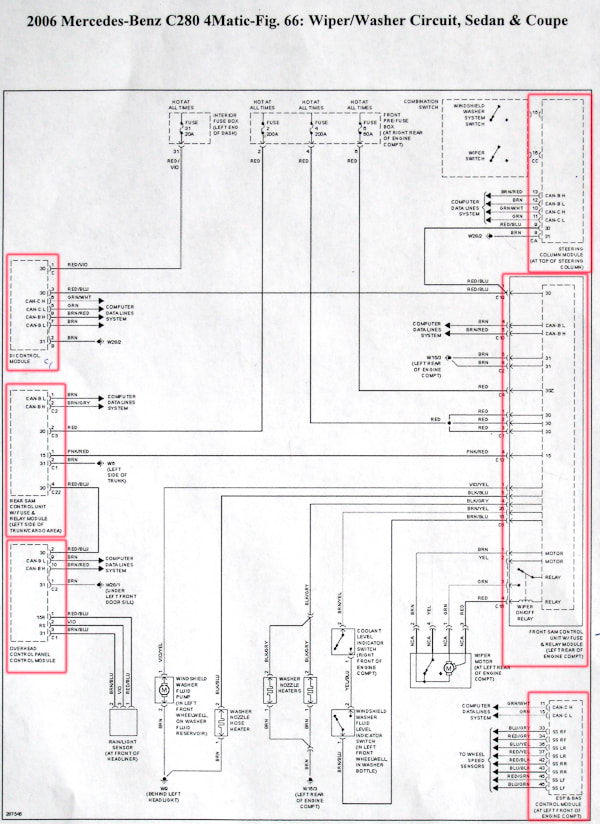 Fixing Car Washer Pump