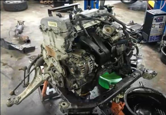 2008 Chevy Hhr Engine Replacement Pawlik Automotive Repair