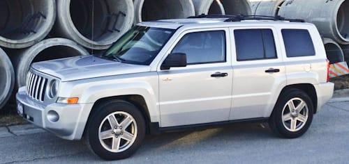 2008 Jeep Patriot - North Edition
