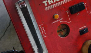 Transmission Fluid Flush