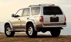 1997 Toyota 4Runner Limited: Rugged, Luxurious & Durable