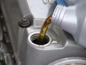 The oil change is only part of proper vehicle mainentance