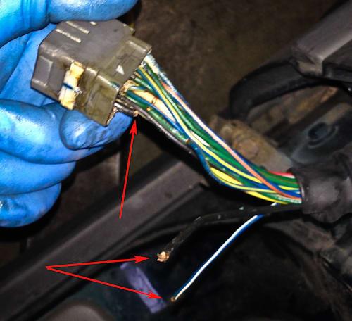 Power Window Wiring Diagram Honda Civic