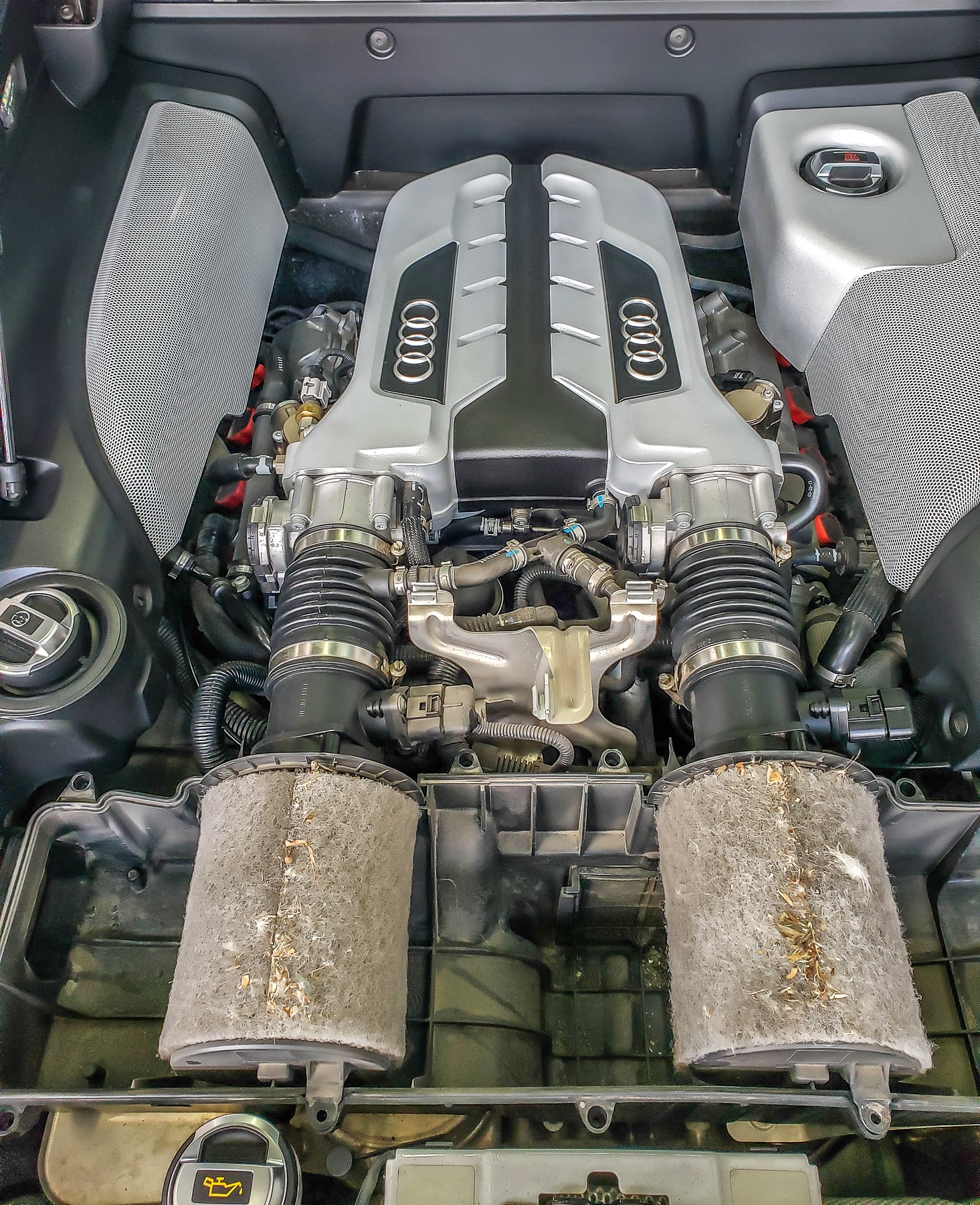 2014 Audi R8, Maintenance Service