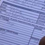 Auto Inspection report