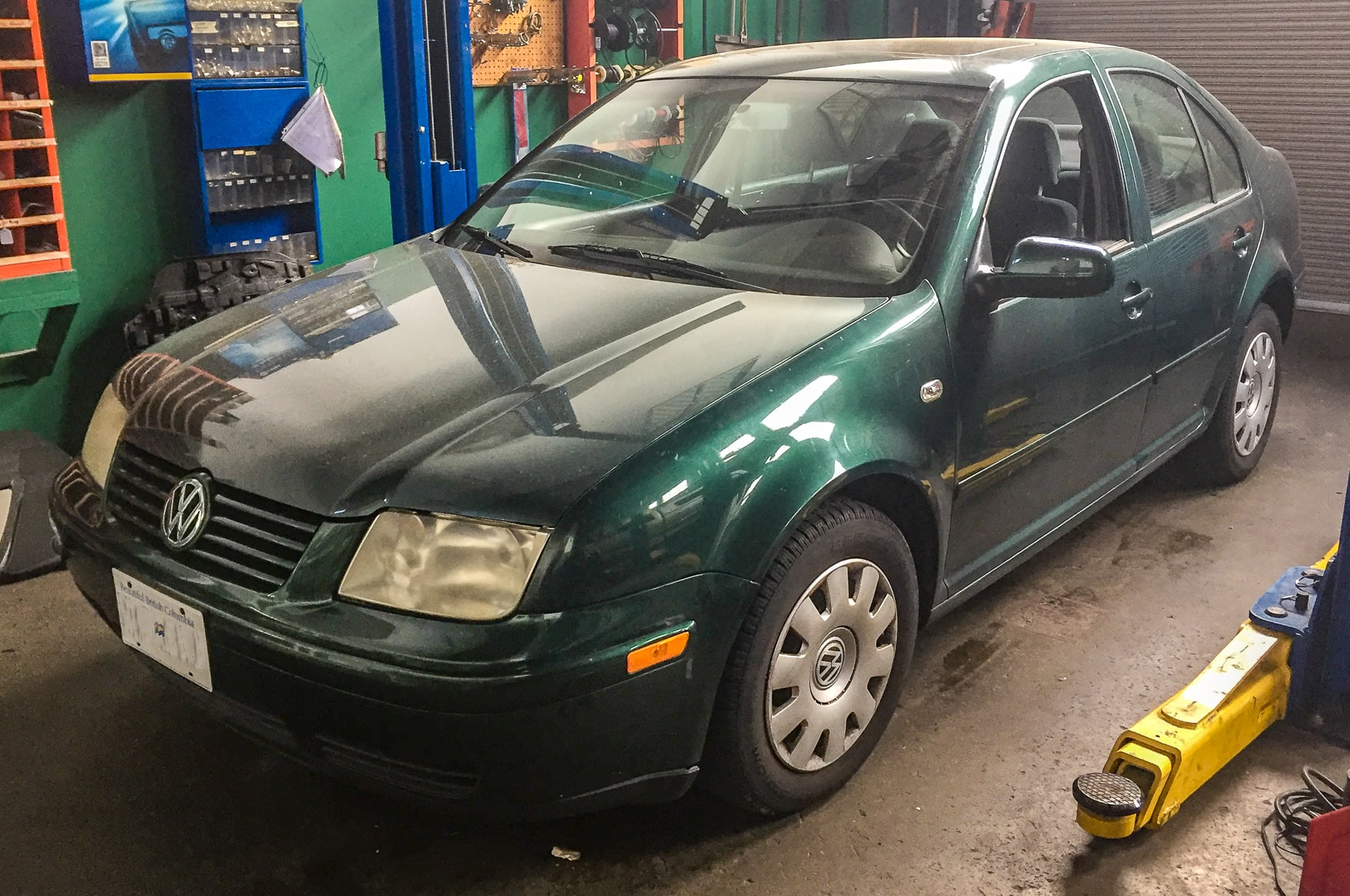 2002 VW Jetta TDI No Start Condition