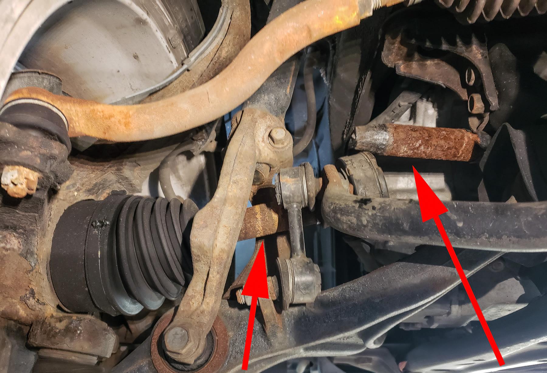 2004 Honda Accord - Axle Shaft Replacement