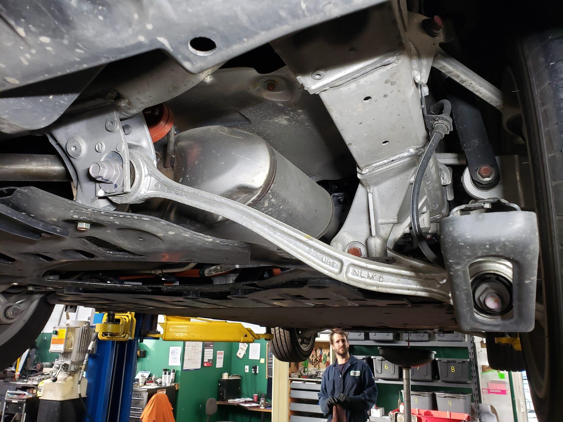 2018 Honda Clarity Maintenance Service