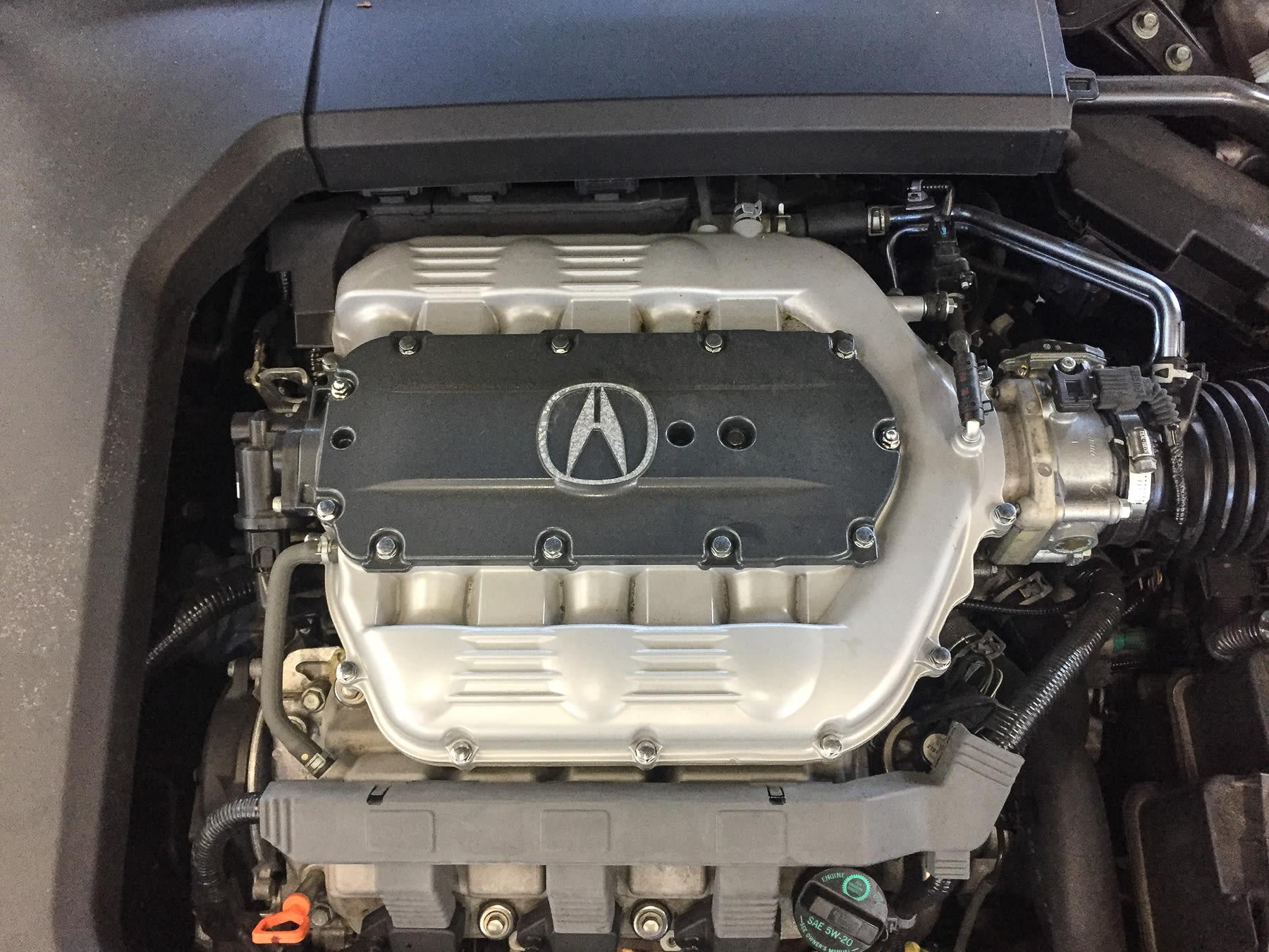 2013 Acura TL A-Service