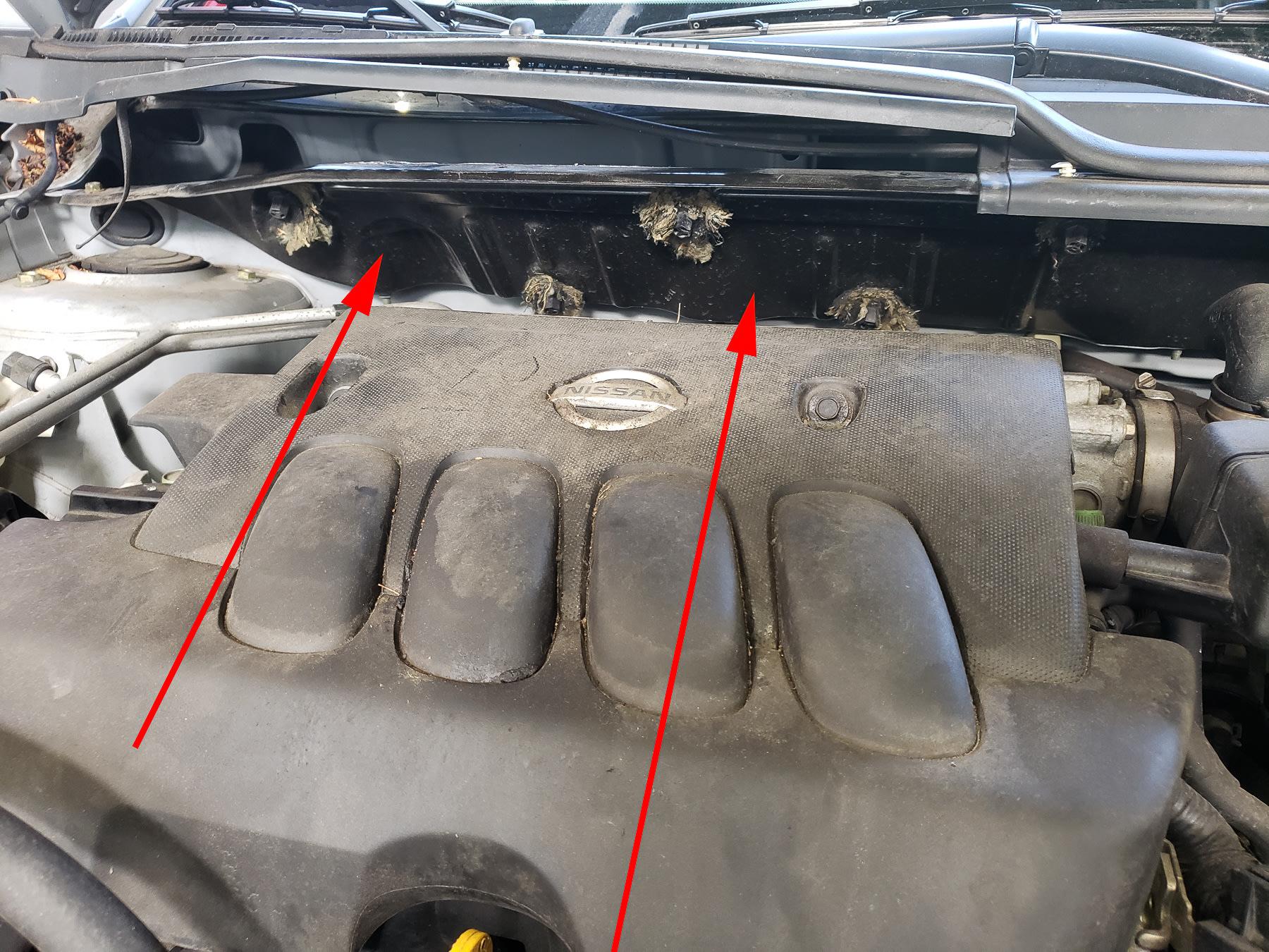 2007 Nissan Sentra Heater Blower Motor Replacement