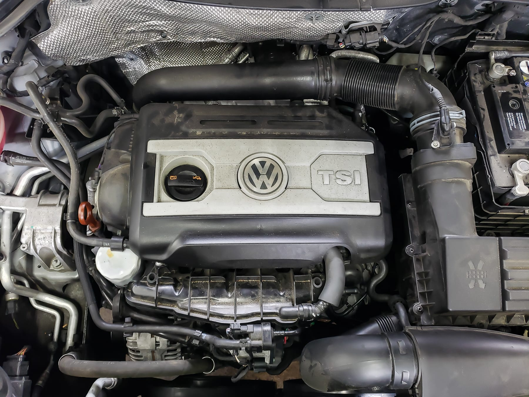 2012 VW Tiguan-Water Pump Replacement