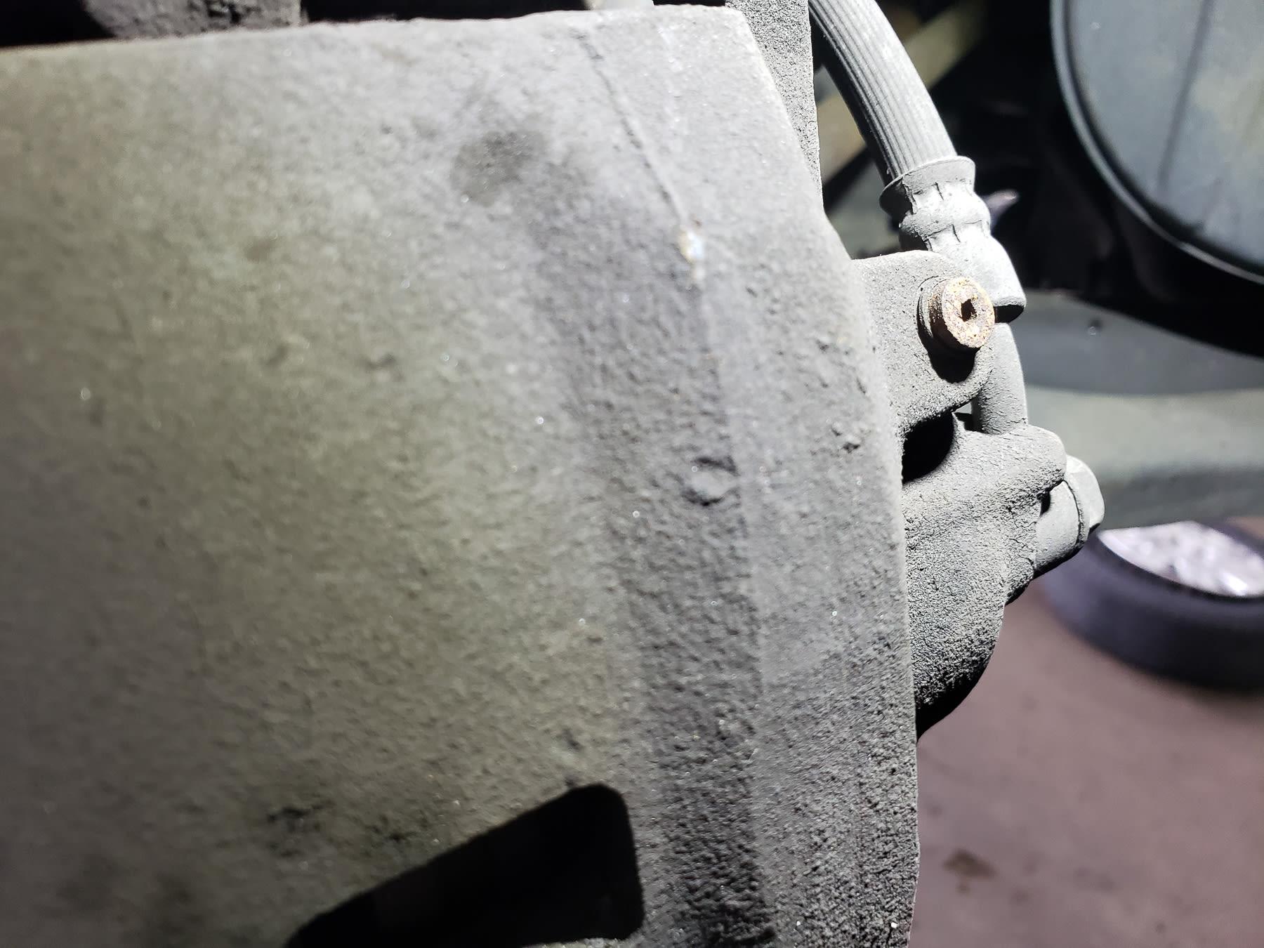 2007 Honda Civic, Front Brakes Repair