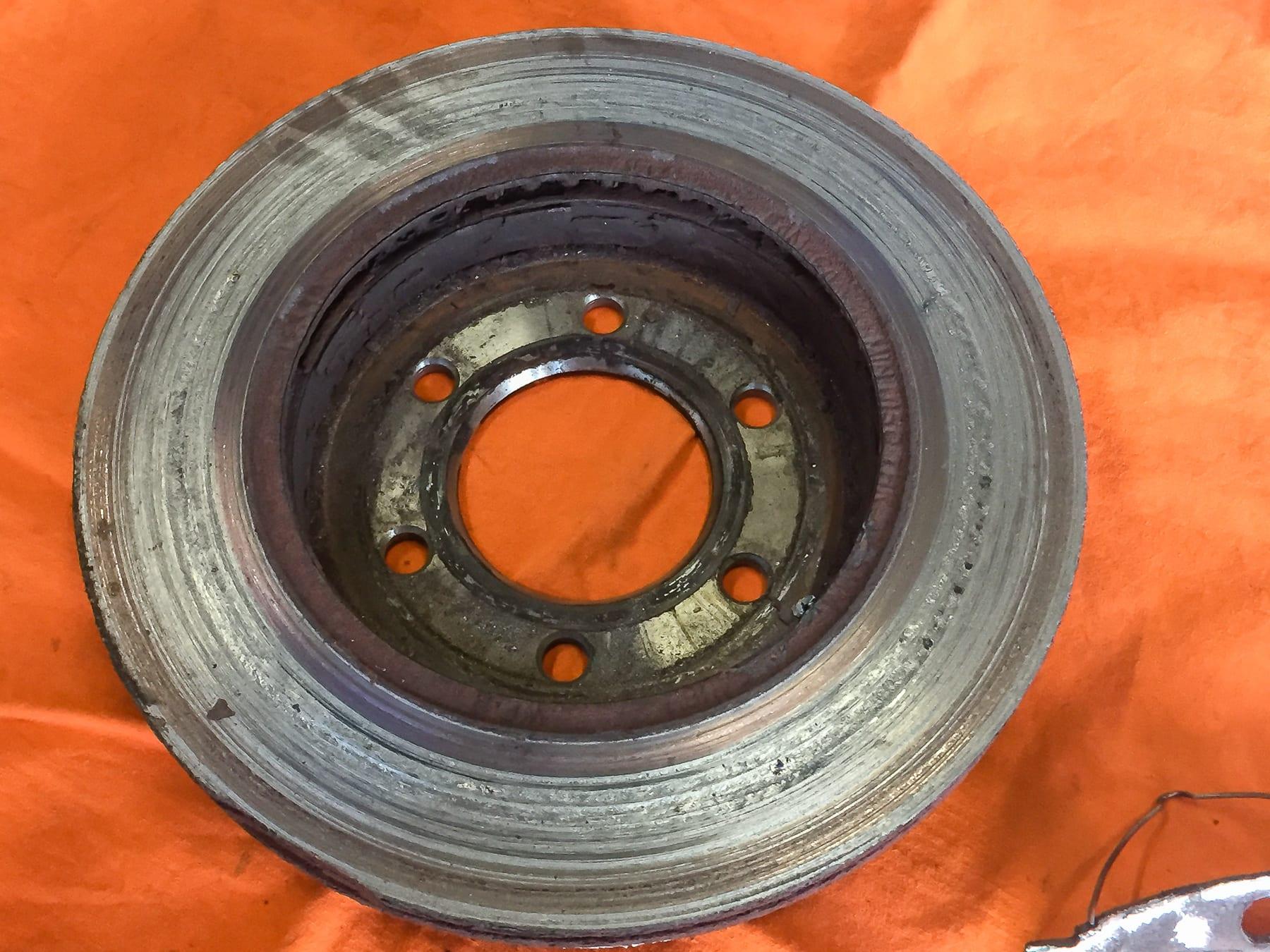 2007 Ford F150 Brake Repair