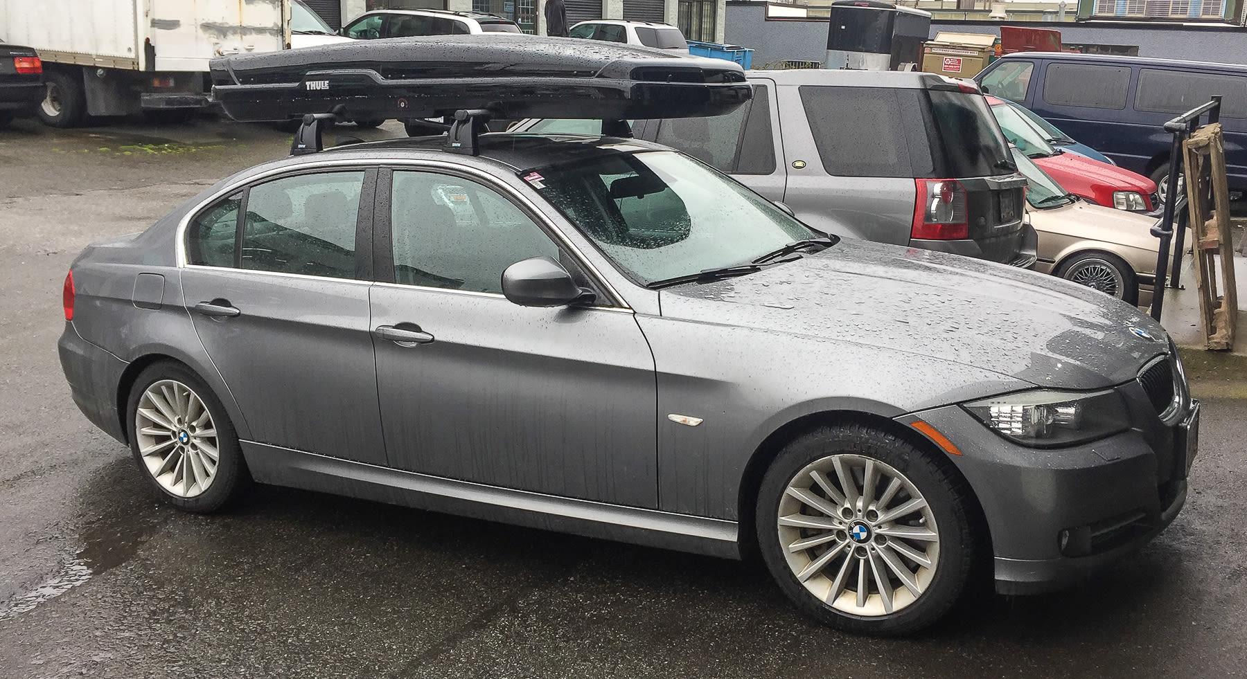 2011 BMW 335D; Glow Plugs