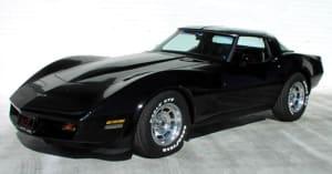 1981 Corvette