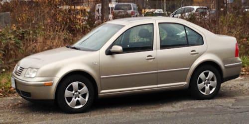 2004 VW TDI Jetta