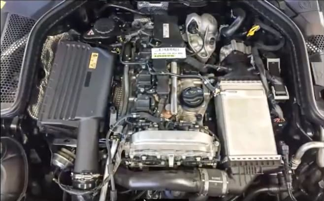 2016 Mercedes Benz C300 4 Matic; A Level Service