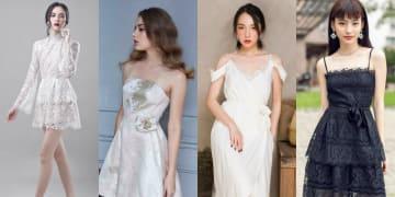 Top 10 shop bán váy đầm dự tiệc ở TPHCM cho bạn gái thêm lộng lẫy