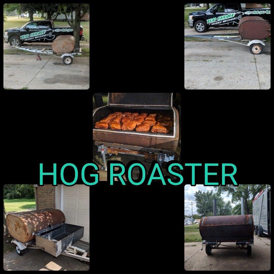 Hog Roaster