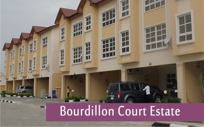 3 Bedroom Apartment Bourdillon Court Estate