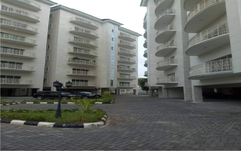 SERVICED APARTMENTS FOR SALE AT ABRAHAM'S COURT, OFF KINGSWAY ROAD IKOYI