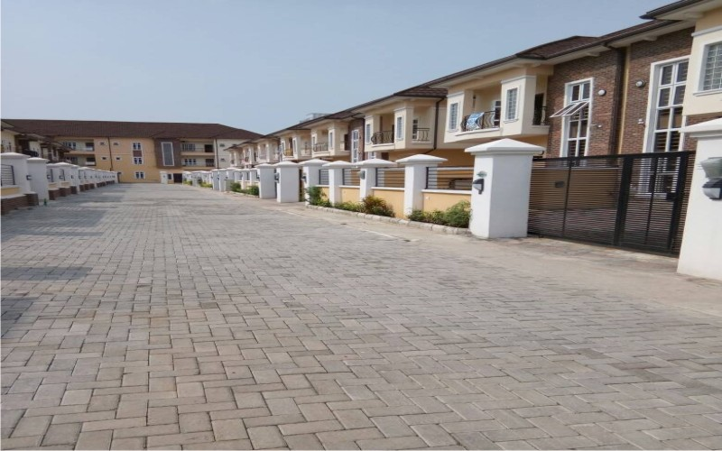 4 Bedroom Semi Detached duplex (completed) – ₦65 million