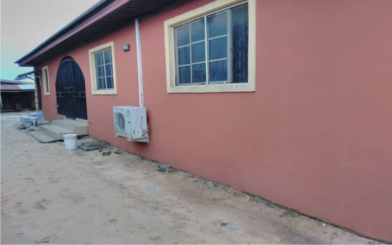 4 bedroom bungalow with mini flat, Ibeju Lekki