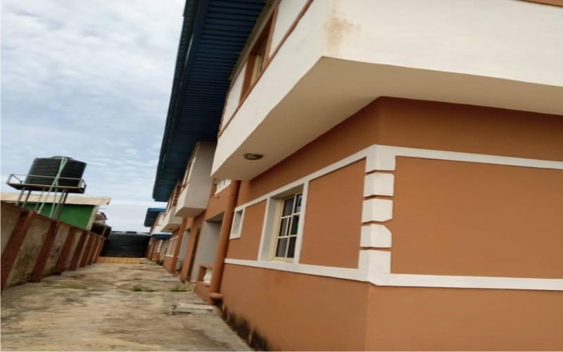 New Eight 3 bedroom flats, Okun Ajah